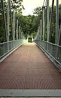 Click to enlarge photo of Popolopen Suspension Footbridge